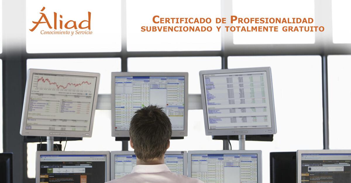 Certificado de Profesionalidad – Gestión Administrativa del Comercio Internacional 230 horas en Palma de Mallorca Subvencionado y totalmente gratuito
