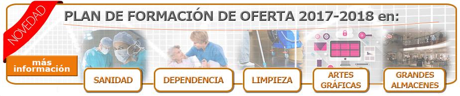 Formación gratuita para trabajadores, autónomos y desempleados