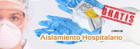 curso gratuito aislamiento hospitalario mallorca aliad