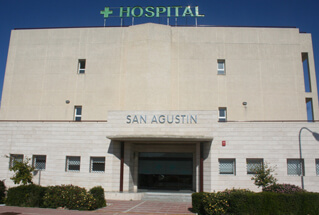 Proteccion de Datos Sanitarios Hospital San Agustin