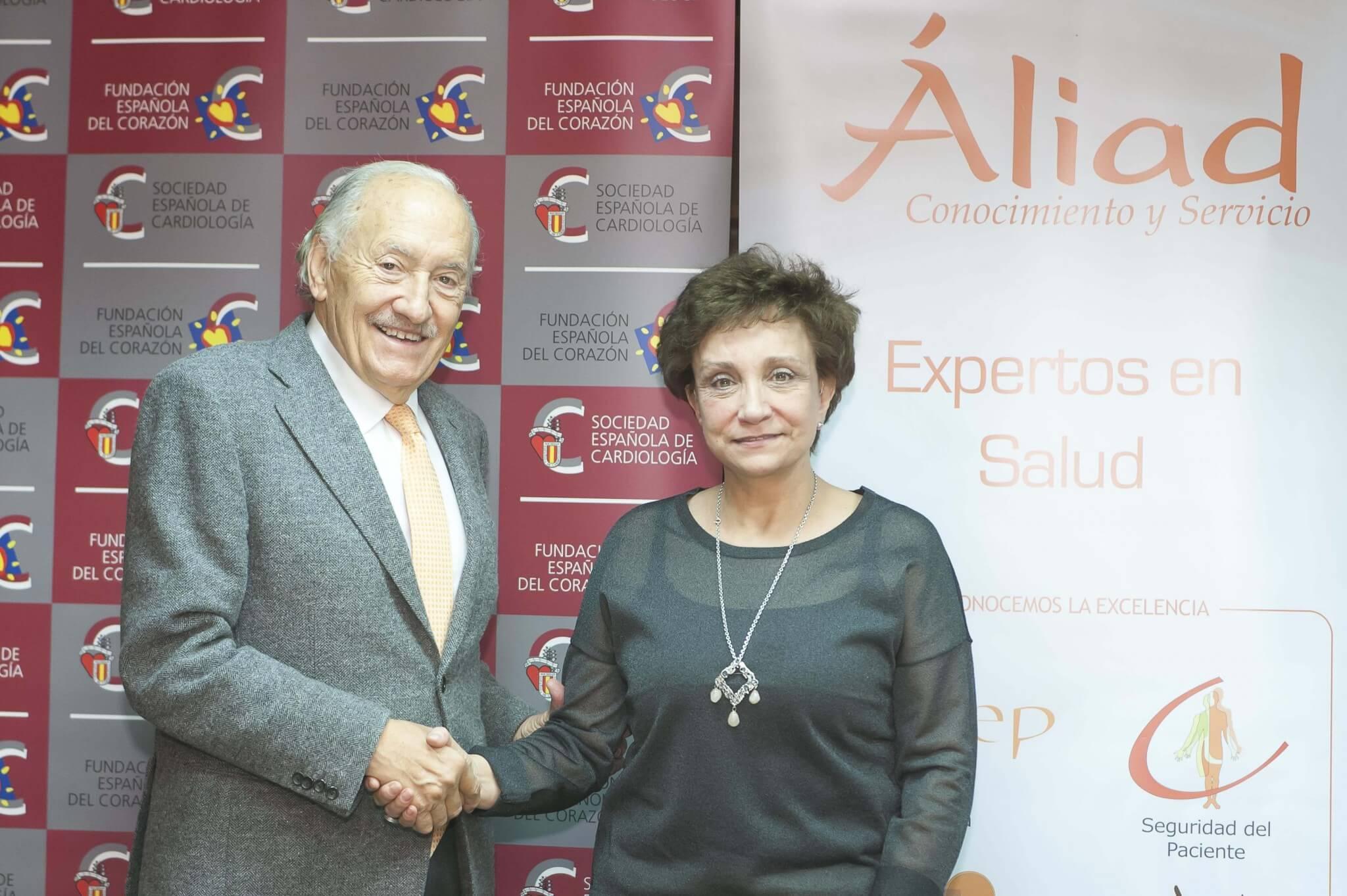 Colaboración con La Fundación Española del Corazón para fomentar una buena salud cardiovascular entre la población