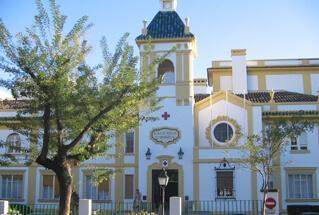Proteccion de Datos Sanitarios Hospital de la Cruz Roja de Córdoba