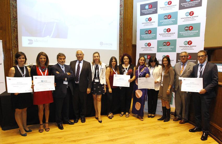 I Premios a las Mejores Iniciativas en Seguridad del Paciente