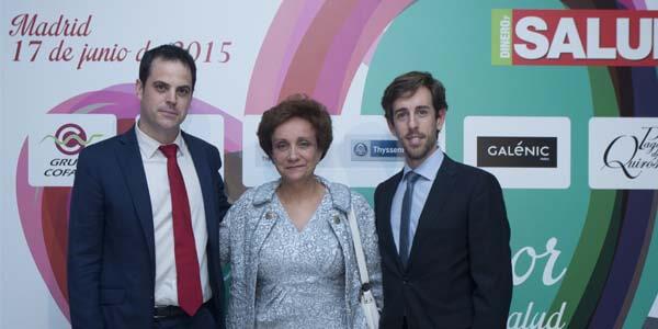 Acción para el Envejecimiento Saludable, finalista en los I premios Amor de Dinero & Salud