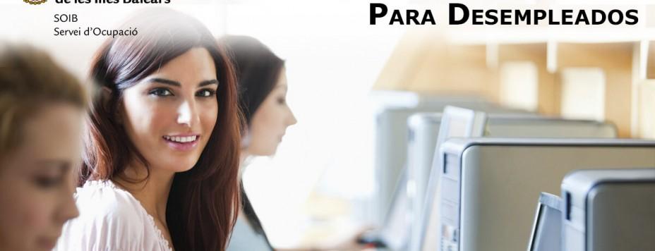 Certificado profesionalidad desempleados Desarrollo Apps