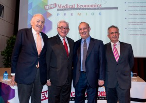 Premios New Medical Economics 2015