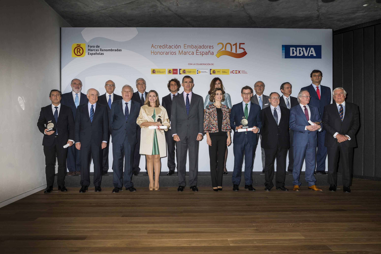 Marca España: Los nuevos Embajadores Honorarios