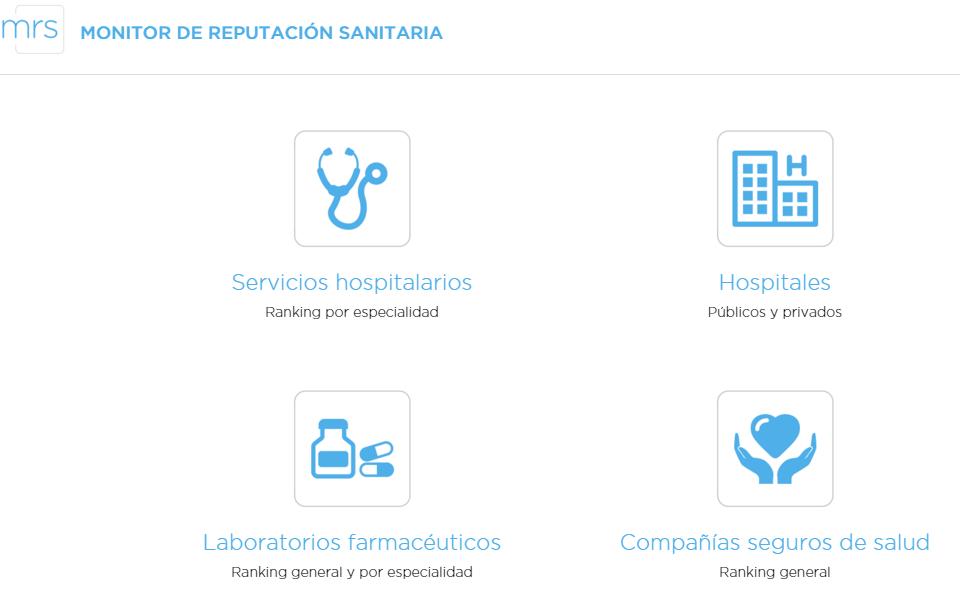 monitor de reputacion sanitaria 2015