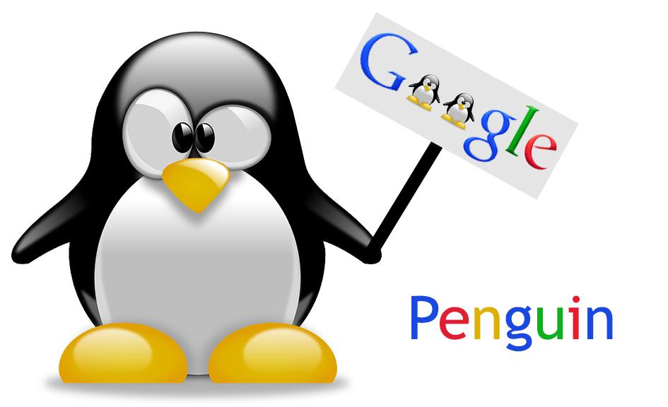 como salir en google con google penguin