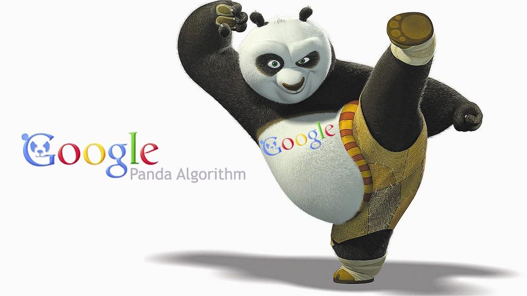 como salir en google con panda algorithm