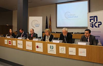 Presentacion del Informe de la Fundacion Global Salud