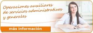 Certificado de profesionalidad en Murcia: Operaciones auxiliares de servicios administrativos y generales