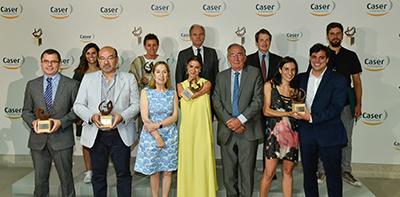 VIII Premios Dependencia y Sociedad de la Fundación Caser