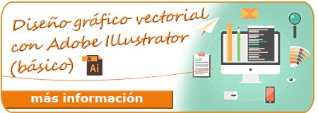Cursos de artes gráficas gratuitos - Illustrator online gratis (Diseño gráfico vectorial con Adobe Illustrator -básico-)