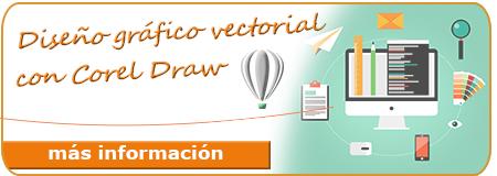 Cursos de artes gráficas gratuitos - Corel Draw online para trabajadores y desempleados