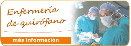 Curso de enfermería de quirófano