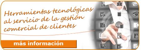 Cursos para grandes almacenes: Herramientas tecnológicas al servicio de la gestión comercial de clientes