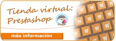 Cursos gratuitos para grandes almacenes - Tienda virtual: Prestashop