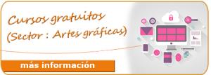Formación gratuita para trabajadores, autónomos y desempleados: Sector Artes Gráficas