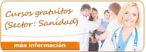 Cursos gratuitos para trabajadores y desempleados: Sector Sanidad